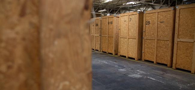 Opbevaring af indbo og møbler